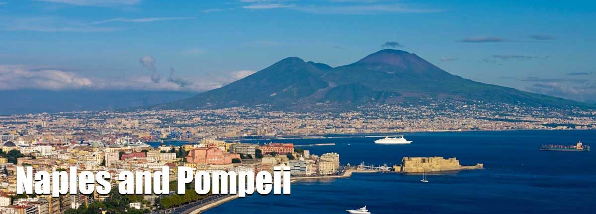 Naples and Pompeii